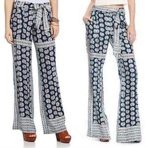 Jessica Simpson Kingston Soft Woven Pants; S